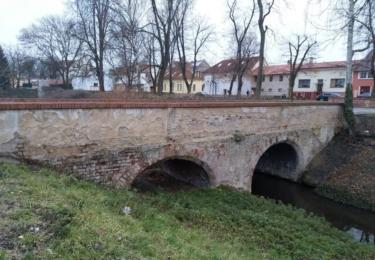 Most u vodárenské věže