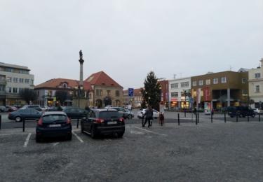Nymburské náměstí