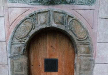 Vchod do Turecké věže
