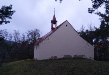 Kaple svatého Jana a Pavla Libčice u Nového Knína