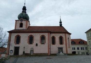 Kostel svatého Mikuláše v Novém Kníně