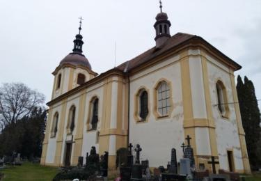 Kostel svatého Františka z Assisi ve Starém Kníně