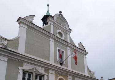 Radnice v Novém Kníně