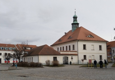Dobříšské náměstí