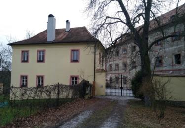 Bývalý hrad