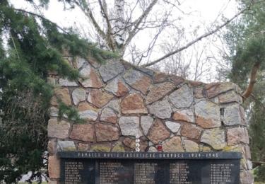 Památník obětem druhé světové války