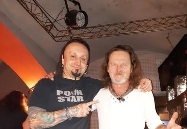 Judast Priest Revival, foto Janča Uhrová a John Kubový