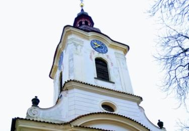 Kostel v Petrovicích
