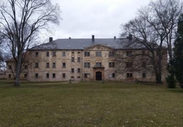 Křinecký zámek