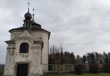 Kaple svatého Jana Nepomuckého