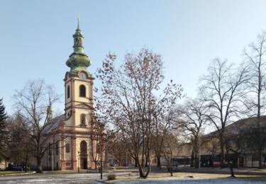 Kostel Andělů strážných