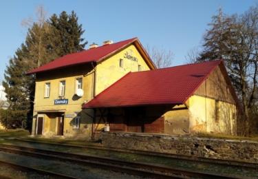 Zásmucké nádraží