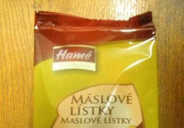 Máslové lístky, kde nebylo po másle ani vidu, foto MZČR