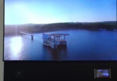 Film o stavbě přehrady