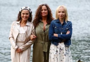 Lucia Siposová, Jitka Čvančarová, Jana Plodková, foto FTV Prima