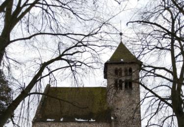 Kostel v Poříčí nad Sázavou