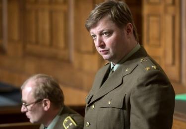 Michal Isteník v minisérii Rédl, foto ČT