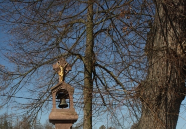 Zvonička ve Lštění