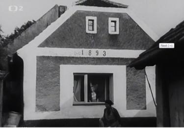 Dům z roku 1983, foto repro z filmu