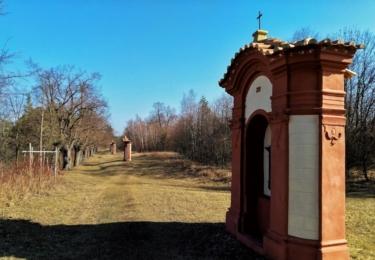 Opravená křížová cesta