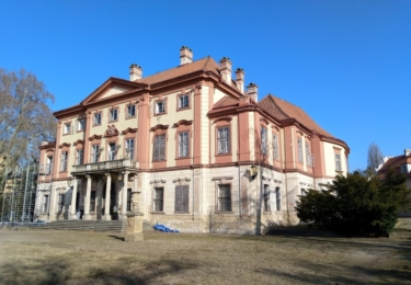 Zámek v Liběchově