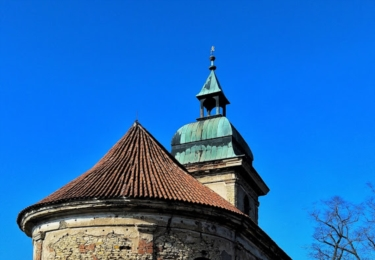 Kaple Svatého ducha v Liběchově