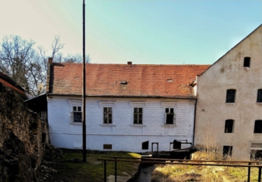 Bývalý mlýn