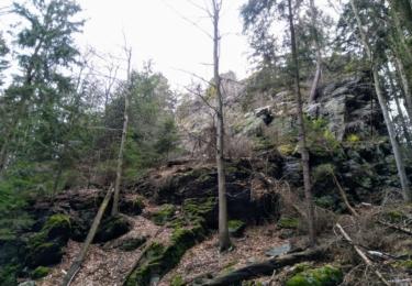 Pod  Ptačími skalami