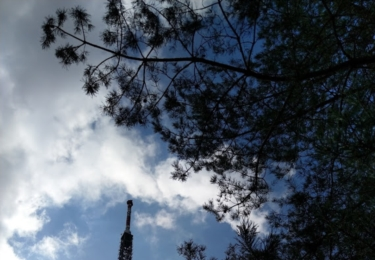 Televizní věž na Mezivratech