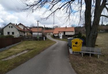 Oldřichovec patří pod obec Smilkov