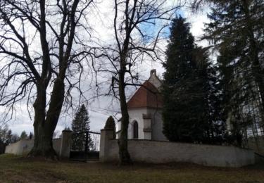 Kostel svatého Havla v Oldřichovci