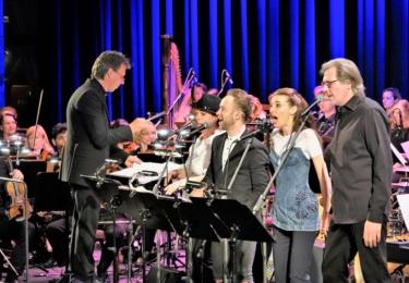 Superúspěšná Michael Jackson Symphony v Karlových Varech