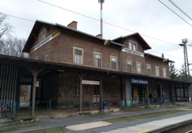 Boleslavské nádraží