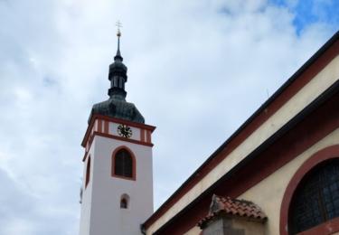 Bazilika s kostelem