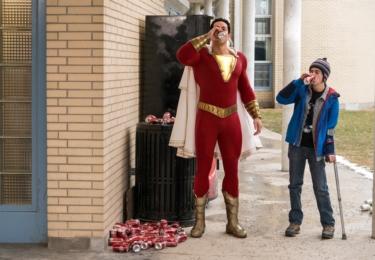 Shazam! je plný nečekaného humoru, foto Warner Bros