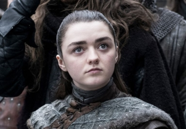 Arya Stark, foto HBO
