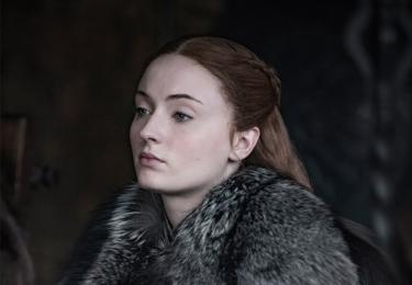 Sansa Stark, foto HBO
