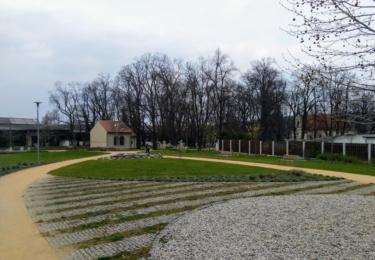 Park u Plzeňské brány
