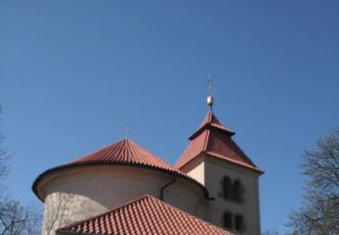 Rotunda svaténo Petra a Pavla v Budči