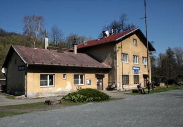 Zákolanské nádraží