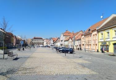 Náměstí v Březnici