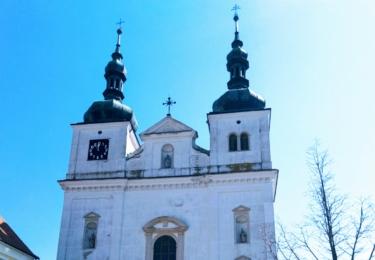 Kostel svatého Františka a Ignáce
