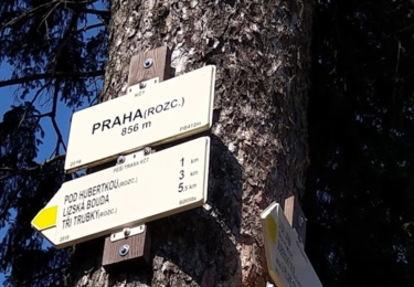 Vrchol Praha
