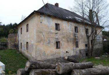 Bývalý mlýn u Blažejovic