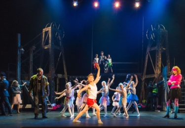 Billy Elliot, foto DJKT