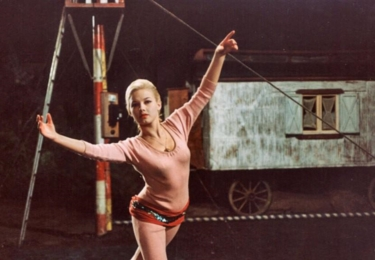 Krásná Jana Preissová, foto repro z filmu