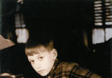 """""""Jak šel čas s Johnem Zornem"""": Toto fotil táta Henry počátkem let šedesátých"""