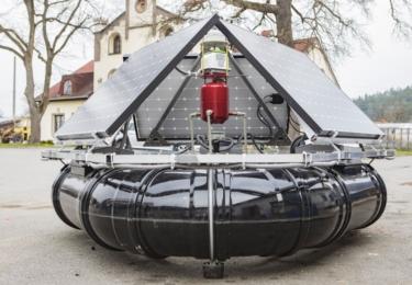 Provzdušňovač od společnosti Hydroservis-Union