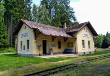 Zastávka Střížovice