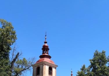 Kostel svatého Stanislava v Moříně